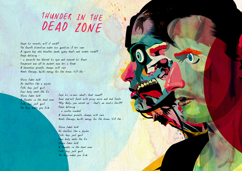 3. Thunder in the Dead Zone