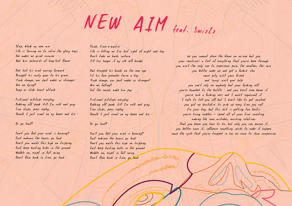 4. New Aim (feat. SwizZz)