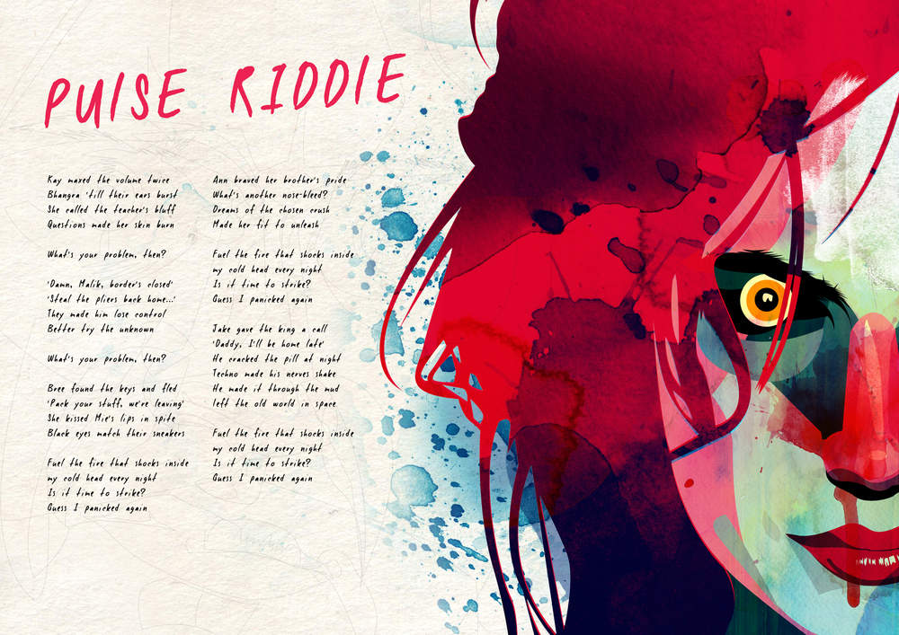 10. Pulse Riddle
