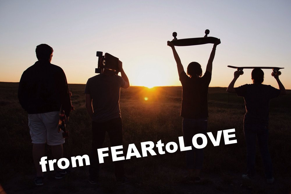 from  FEARtoLOVE