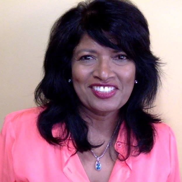 """Indira Dyal-Dominguez  Founder & CEO of INDIRA Life Leader of the """"Change Your Life"""" program"""