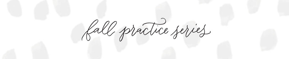 fall practice series hand lettering, calligraphy, columbia, sc.jpg