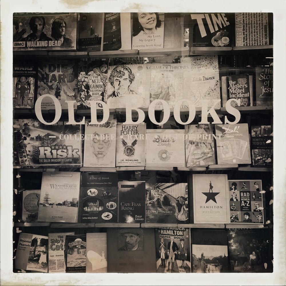 Old Books on N. Front Street
