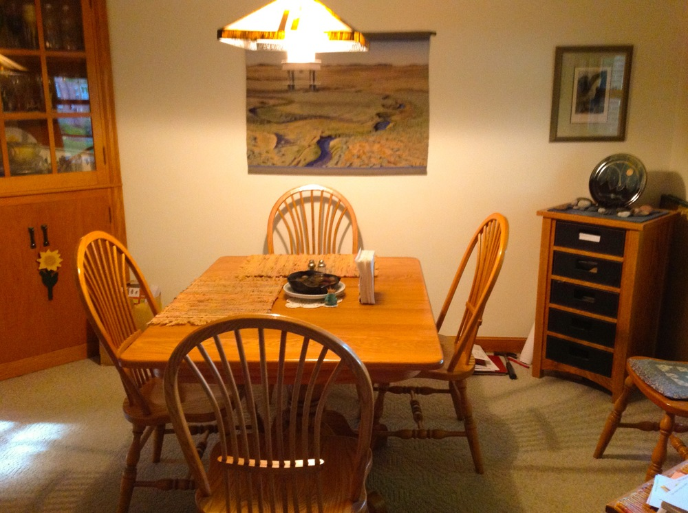FishCreek in Dinning room.JPG