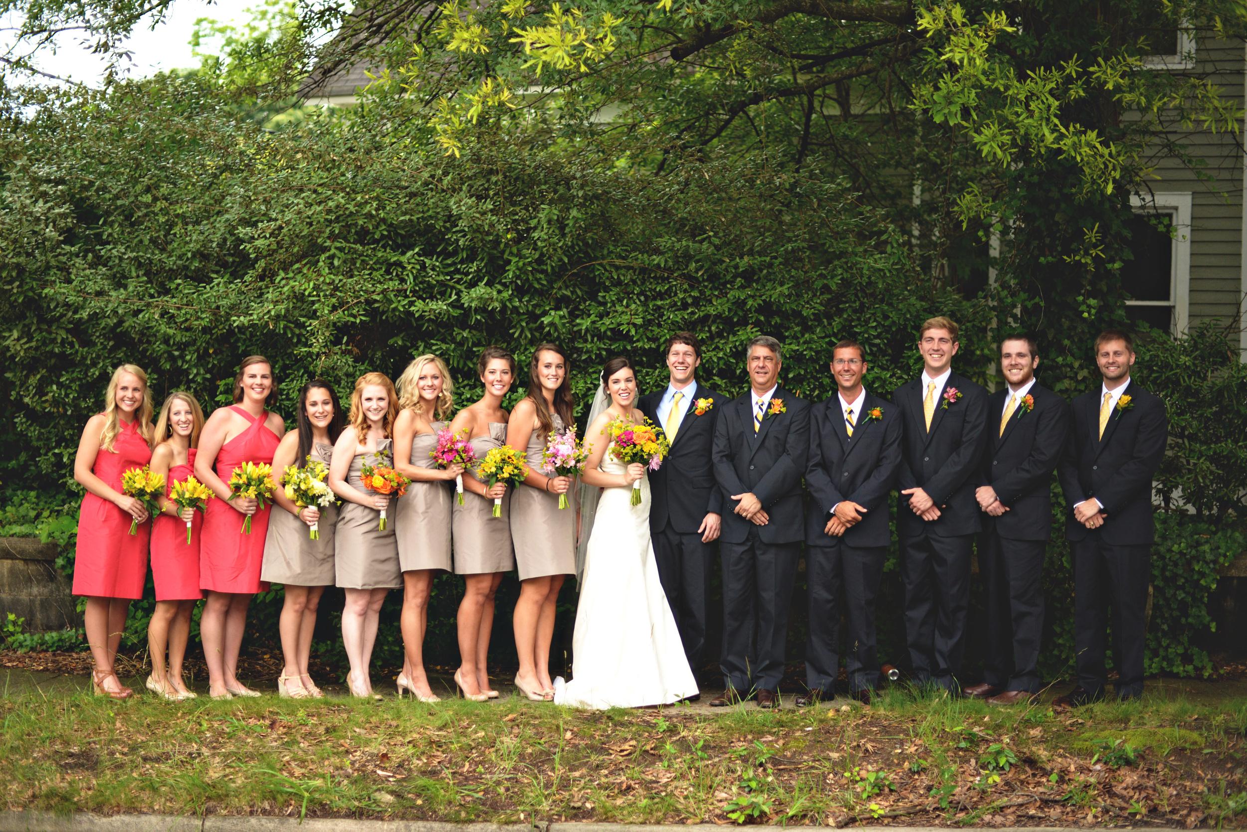 Spencer Wedding