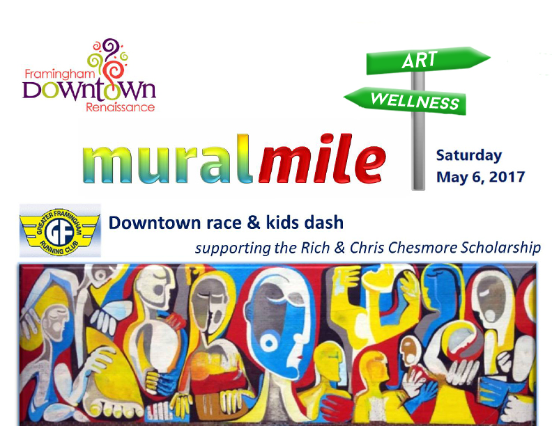 Mural Mile Road Race