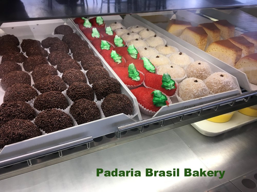 Long-time favorite ups the game - Padaria Brasil Bakery 165 Concord Street63 Hollis Street- Chocolate indulgences- Traditional baked wonders20 years of downtown greatness!