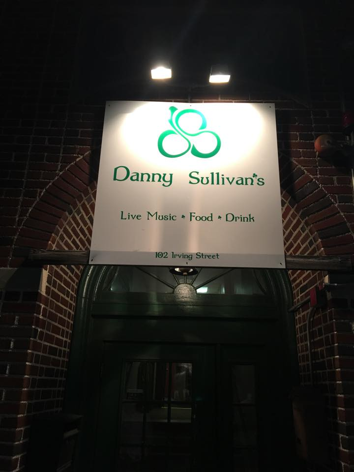 Everyone does know your name - Danny Sullivan's - 102 Irving Street- Fancy Grilled Cheese- Gourmet Hot DogsRead here about the new ownership!