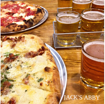 Manufacture greatness downtown -  Jack's Abby - 100 Clinton Street- Come out to discover the surprise samplers!Read about the ripple effect here!