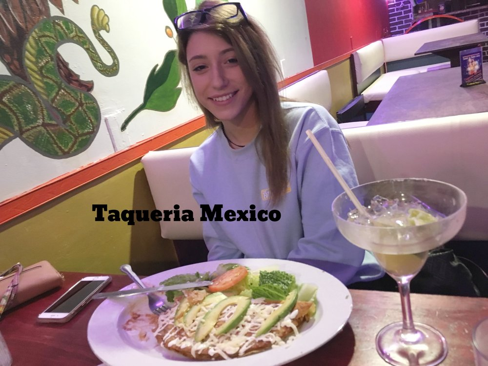 Brighten the night - Taqueria Mexico 40 Concord Street- Burritos- TaquitosRead all about chef-owner Carlos Olmedo