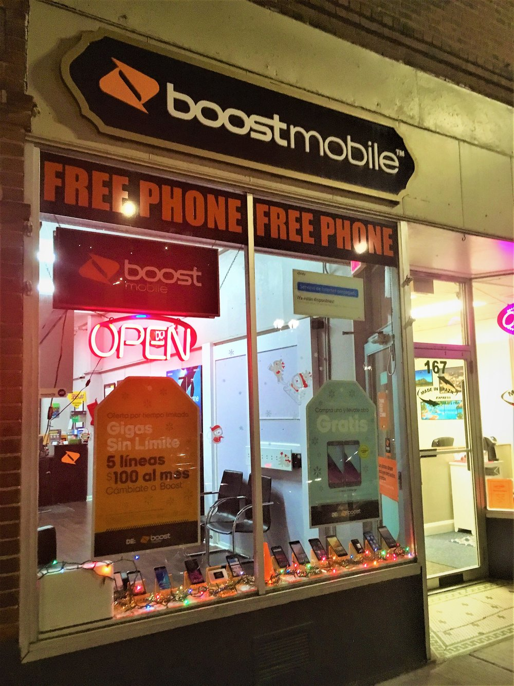 Boost Mobile   169 Concord Street
