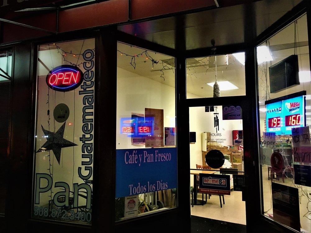 Neca's Bakery   22 Irving Street