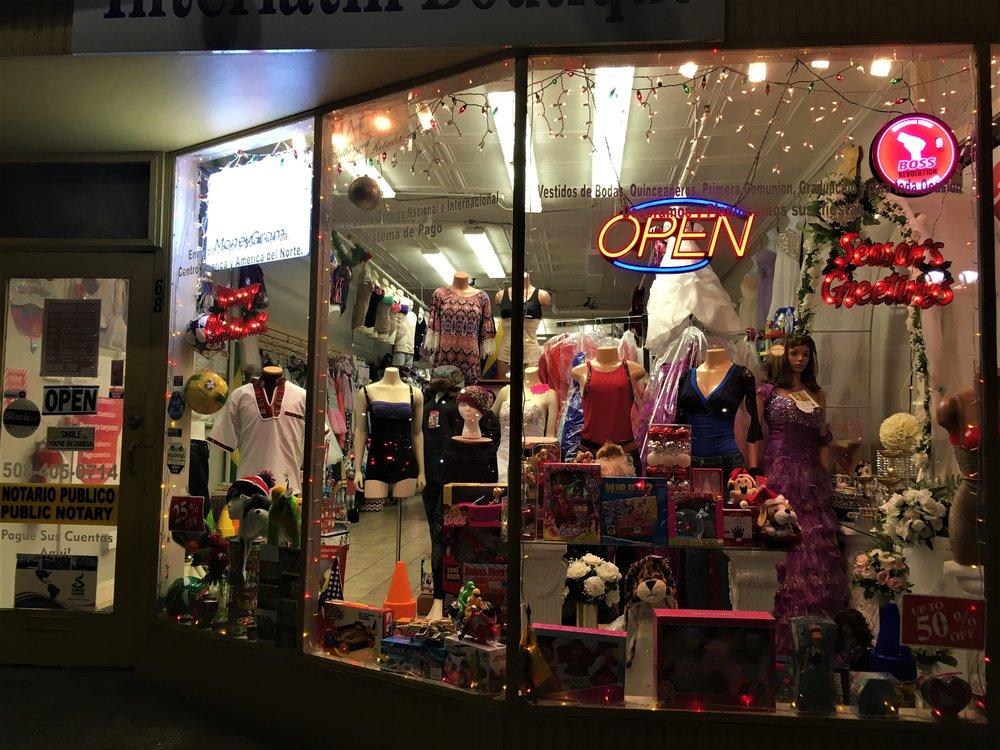 Interlatin Boutique   68 Hollis Street