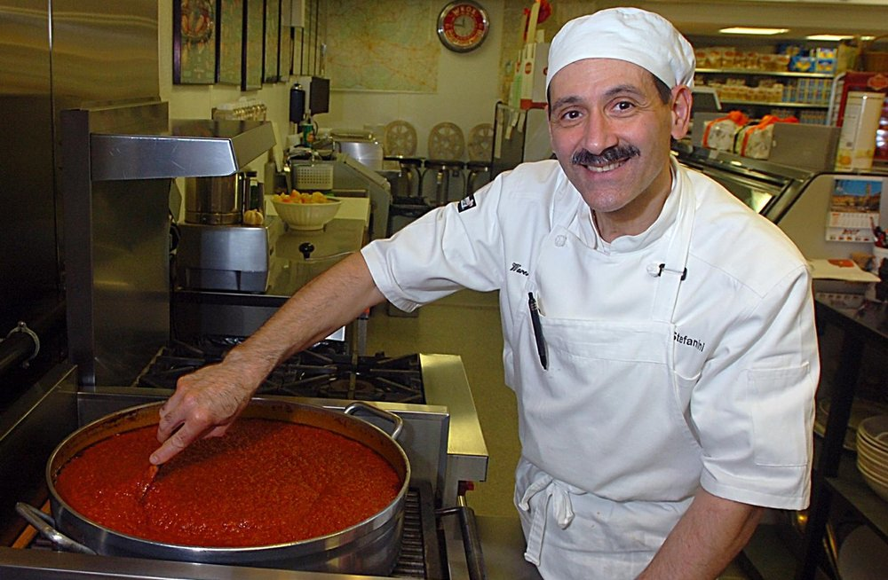 Waverly Market Co-owner David Stephanini (Photo by Ken McGagh,MetroWest Daily News)