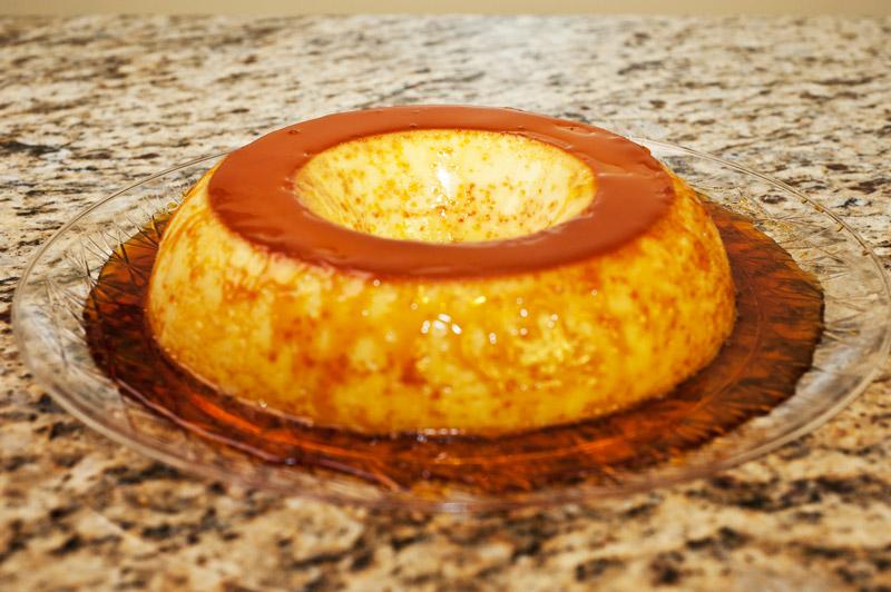 Miranda Bread - Flan, chicken croquette, beef croquette, cheese bread, orange cake, flan