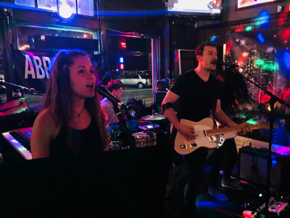 Abraham Band electrifies RR6 Kitchen and Bar on May 25.