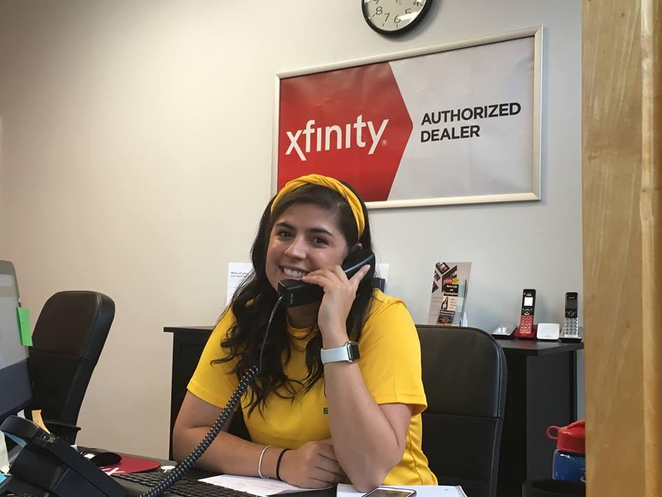 Priscila Sousa, business partner at Loja Do Cable Xfinity by Comcast Framingham