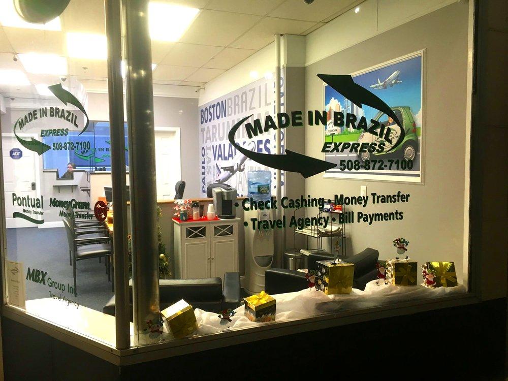 Made in Brazil   167 Concord Street