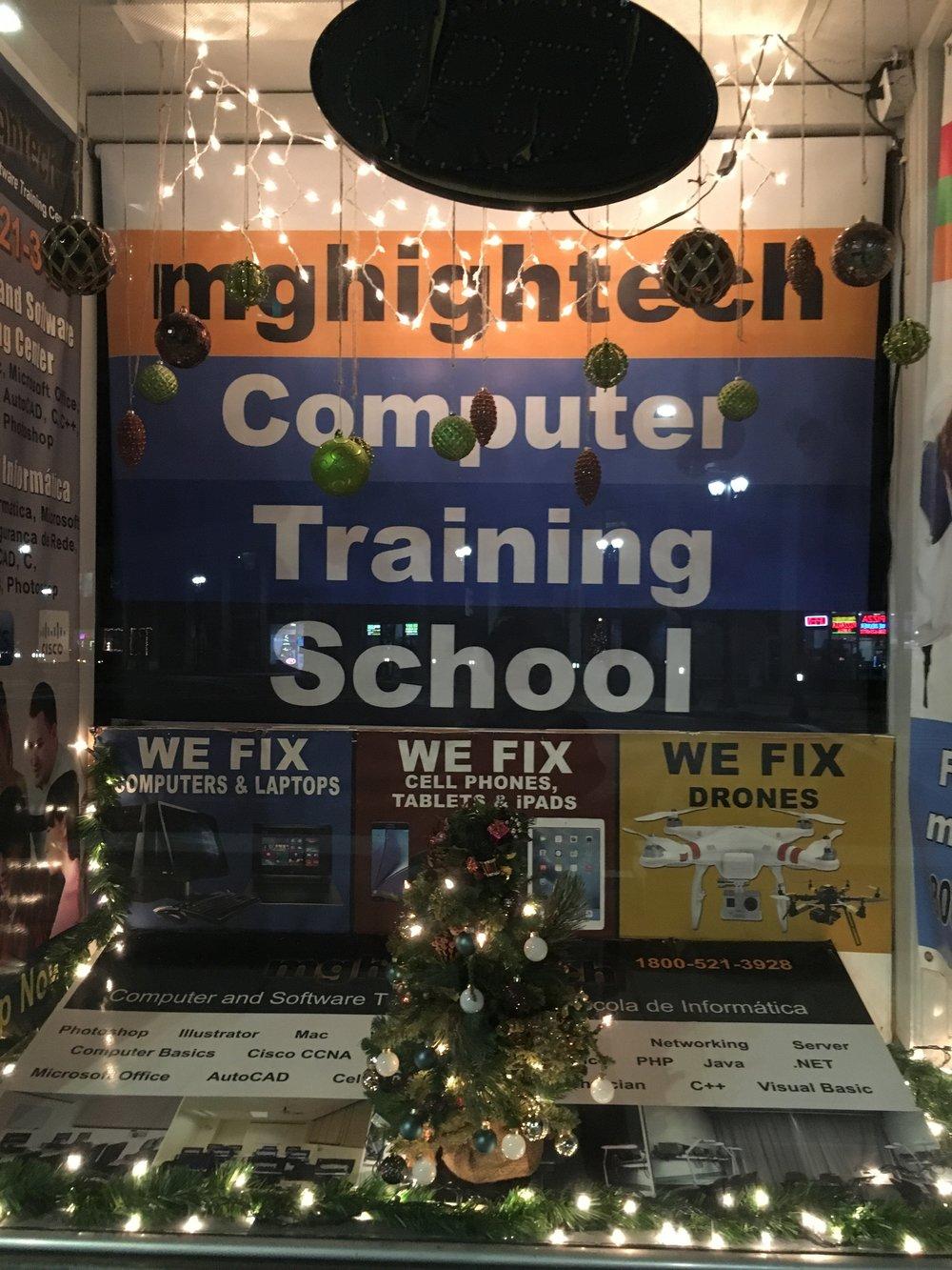 MG High Tech   131 Concord Street