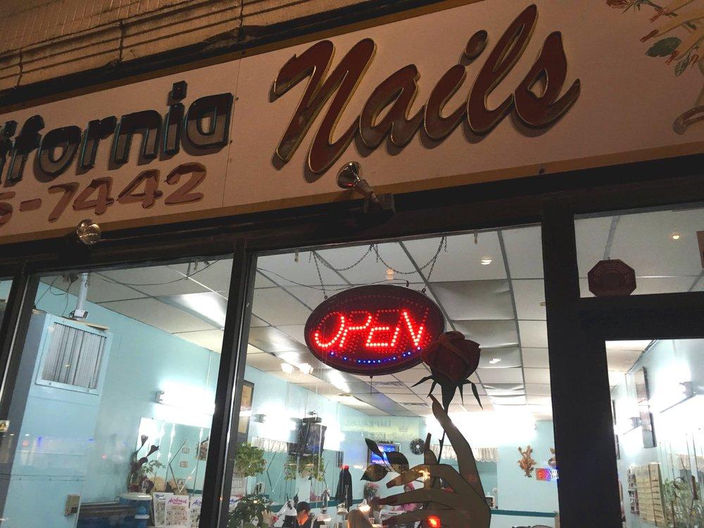 California Nails   49 Hollis Street
