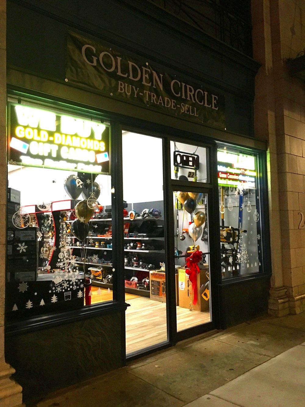 Golden Circle  22 Union Avenue