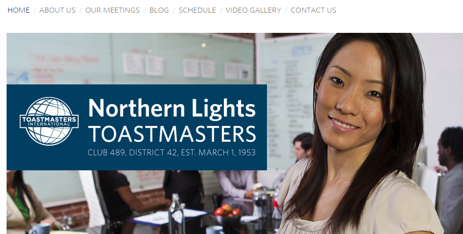 Northern Lights Toastmasters