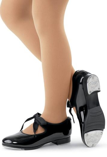 Capezio Children's Classic Tie Tap Shoe