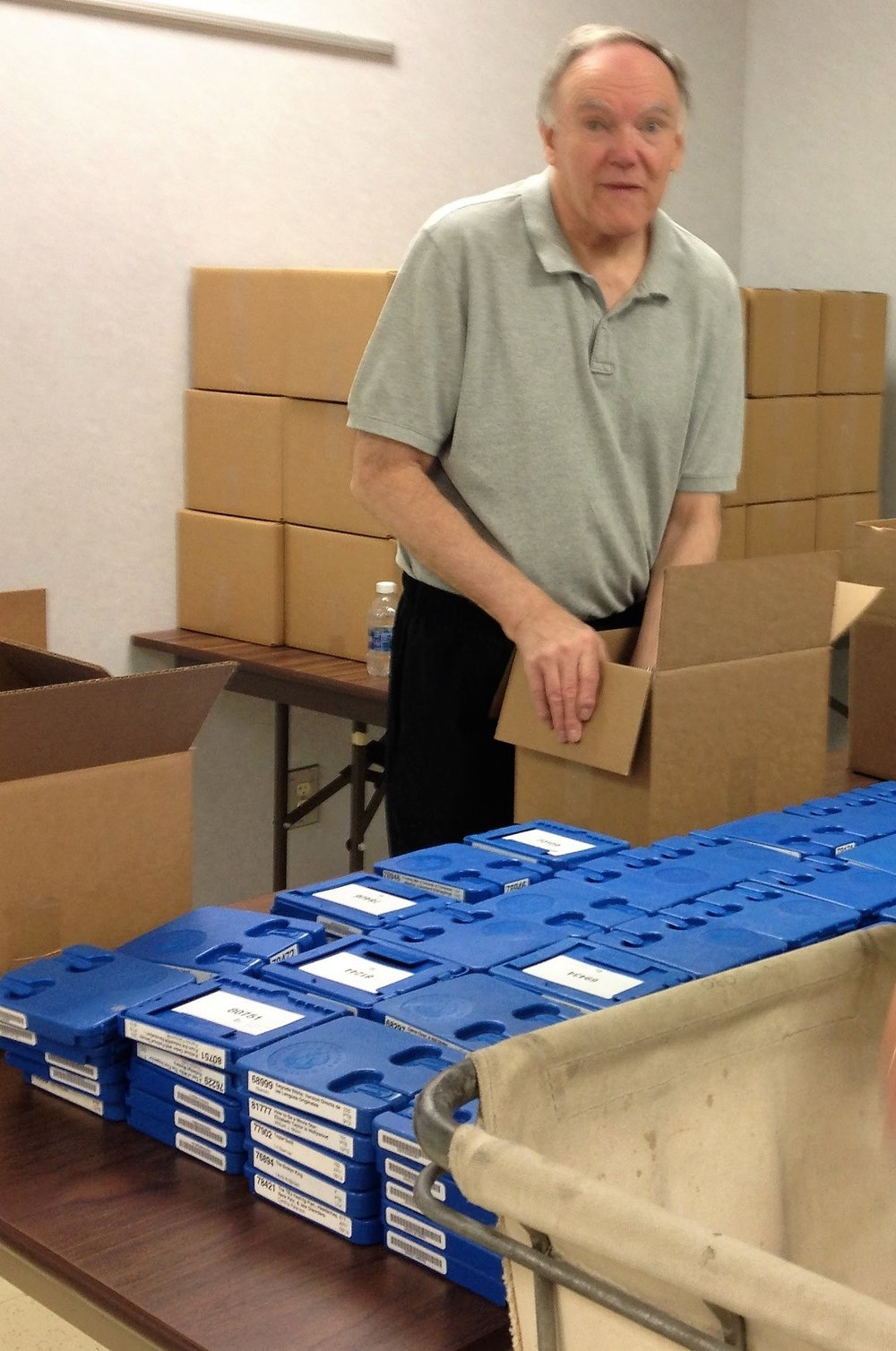 Jim Rechkemmer, Master Volunteer Partner