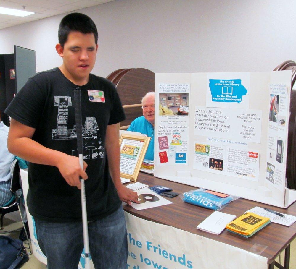 Braille Challenge Day 2017