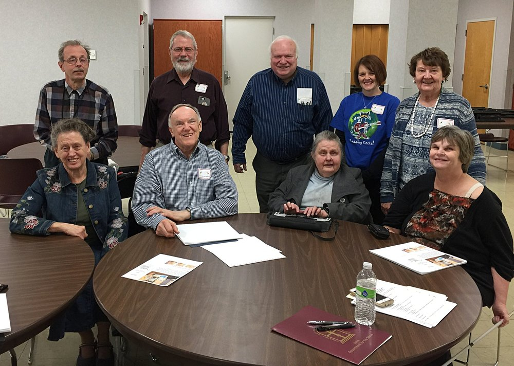 2018 Friends Annual Meeting