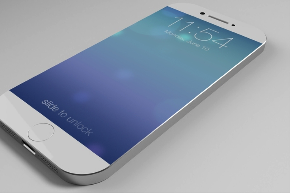 Concept design of the iPhone 6