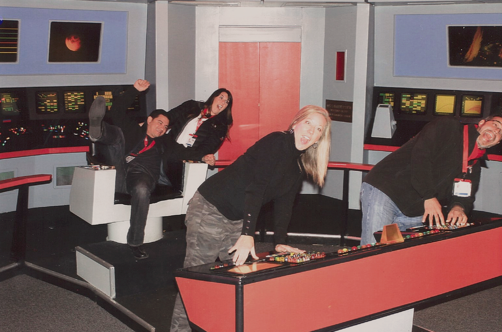 Boldly going where no Parallels team has gone before!