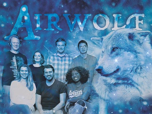 Many full moons ago, Airwolf helped open the UCB East Village. This Saturday, Feb 9th at 8:30 PM, we help close it. This is our final show at UCB East before starting our run at SubCulture. Join us, won't u? 🐺