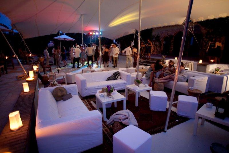 Alquiler de carpas para fiestas de empresa: EIBTM