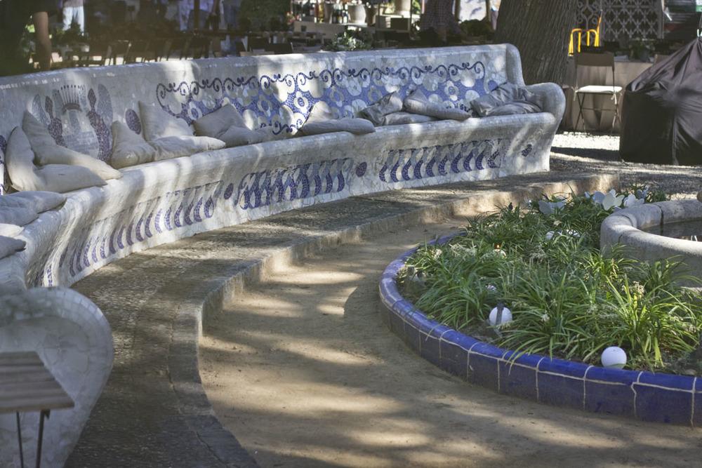 Alquiler de carpas y mobiliario para bodas en Barcelona