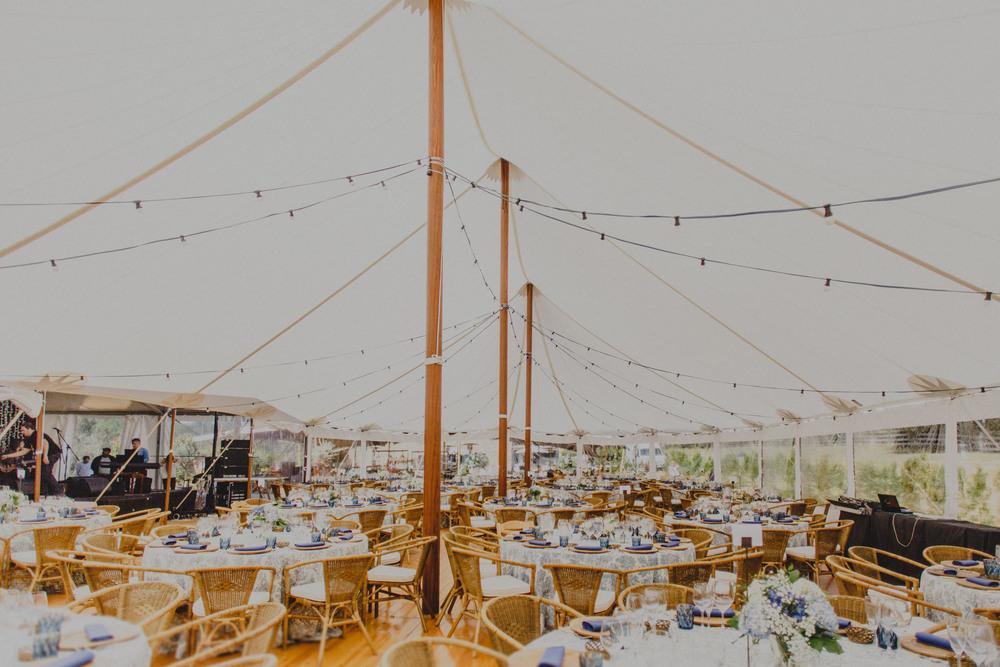 alquiler de carpa blanca elegante para bodas