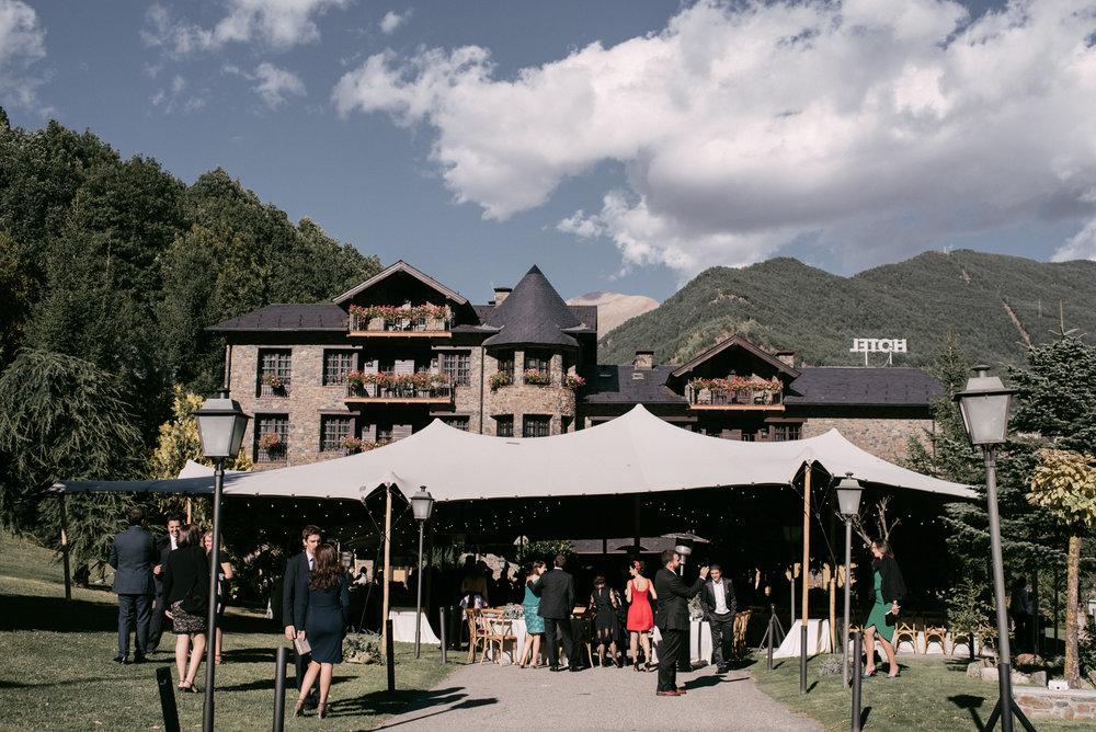 Jaima color topo Andorra