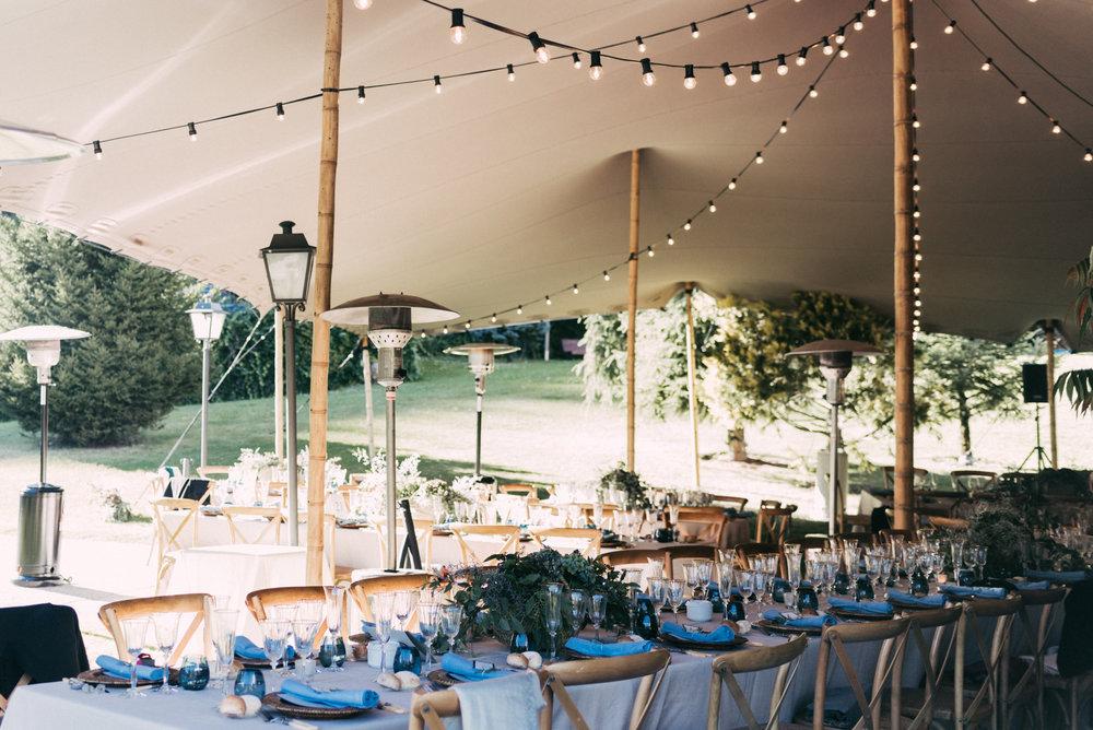 Carpa para boda en Andorra