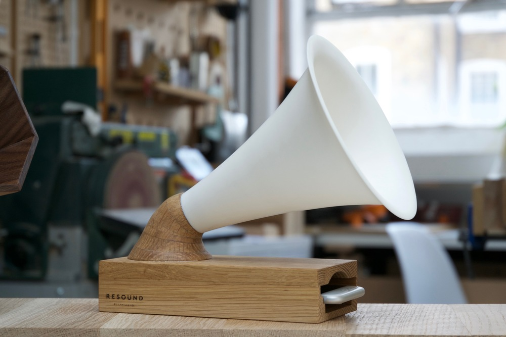 Resound No.3 Oak + Parian.  The parian provides a beautiful clarity of sound particularly suited to classical music.