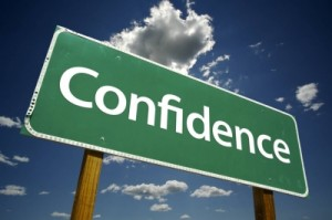 confidenceroadsign