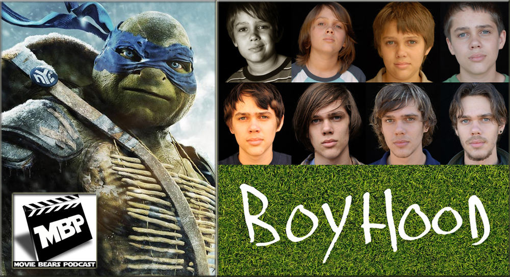 MBP e90 - 'TMNT' and 'Boyhood' (8/14/14)   The guys tackle both 'Teenage Mutant Ninja Turtles' and 'Boyhood' this week. Click through to view!