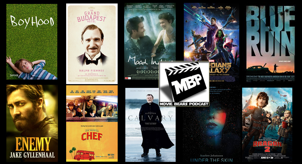 MBP e93 - The Best Movies of 2014...So Far! (9/4/14)    In the slow September slump, the bears discuss their favorite films of the year so far. They also share their weekly plugs -- don't miss 'em! Click through to view.