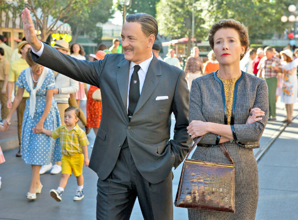 All Sugar, No Medicine  - A 'Saving Mr. Banks' Review by Jim Puliafico (12/21/2013)