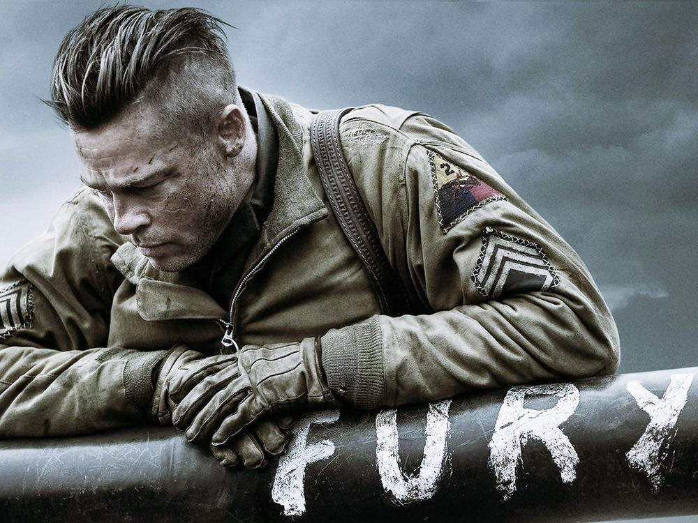 Bleak and Brutal  - A 'Fury' Review by Will Lindus