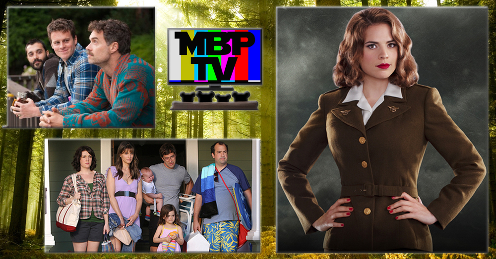 MBP TV e31 - Looking for Agent Carter Togetherness (01/13/15)    MBP TV returns from the holiday hiatus with reviews of the premiere episodes of 'Looking,' 'Agent Carter,' and 'Togetherness.' The guys also share their weekly plugs. Enjoy in iTunes/Stitcher or on our website! Click through to view!
