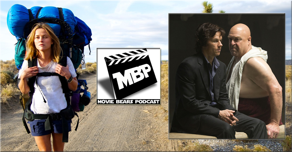 MBP e111 - Wild Gambler    (01/08/15)   Double Feature! This week we review both 'Wild' starring Reese Witherspoon and 'The Gambler' starring Marky Mark Wahlberg. As usual, we give spoiler free advice on seeing these films before diving into our full reviews. Click through to view!