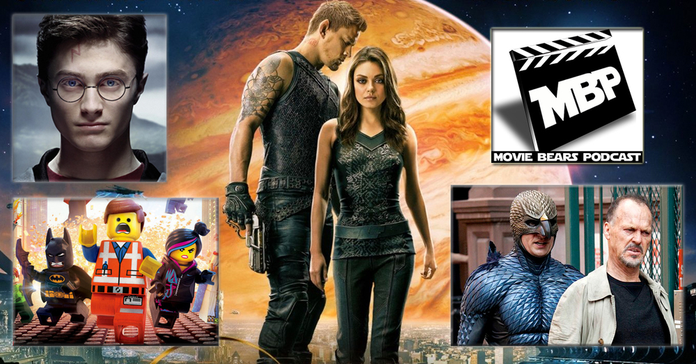 MBP e116 - 'Jupiter Ascending' (02/12/15)    This week we tackle 'Jupiter Ascending,' the new sci-fi flick starring Mila Kunis and Channing Tatum. We also dish some big movie news and share our weekly plugs. Click through to view!