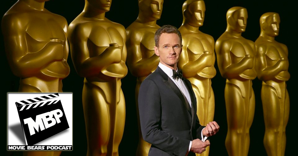 MBP e118 - Oscars Recap (2/26/15)    Big show this week as the bears tackle the Oscars! The guys reflect on Neil Patrick Harris as host and whether their predictions boomed or bombed. Click through to view!