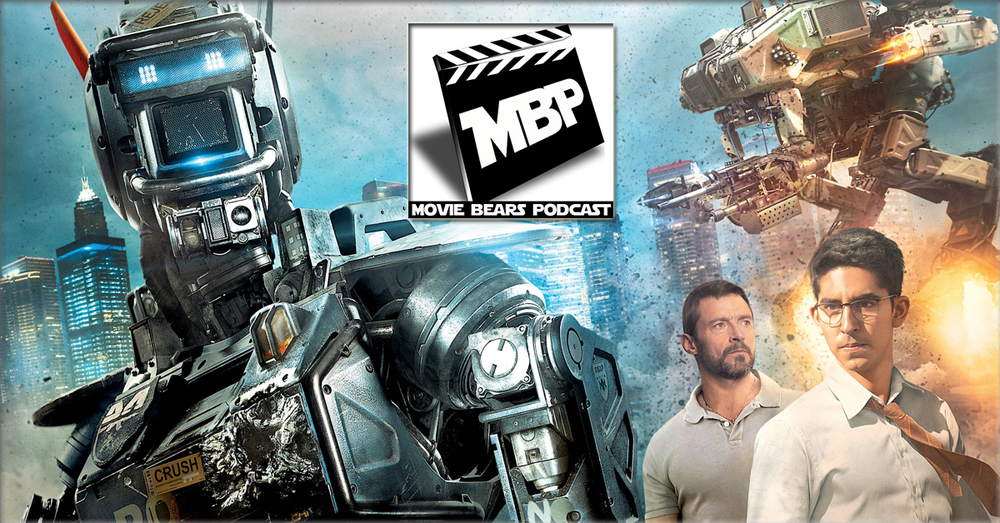 MBP e120 - 'CHAPPiE'     (3/11/15)    This week the bears review 'CHAPPiE,' the new robo-flick from the creator of 'District 9.' The guys also dish some movie news and share their weekly plugs. Enjoy the show in iTunes/Stitcher or on our website.