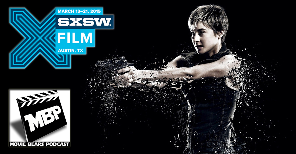 MBP e122 - 'Insurgent' and SXSW Recap (3/26/15)    This week the bears review 'Insurgent,' the follow up to last year's 'Divergent.' The guys also discuss their recent trip to SXSW Film and recommend movies you won't want to miss once they're available.